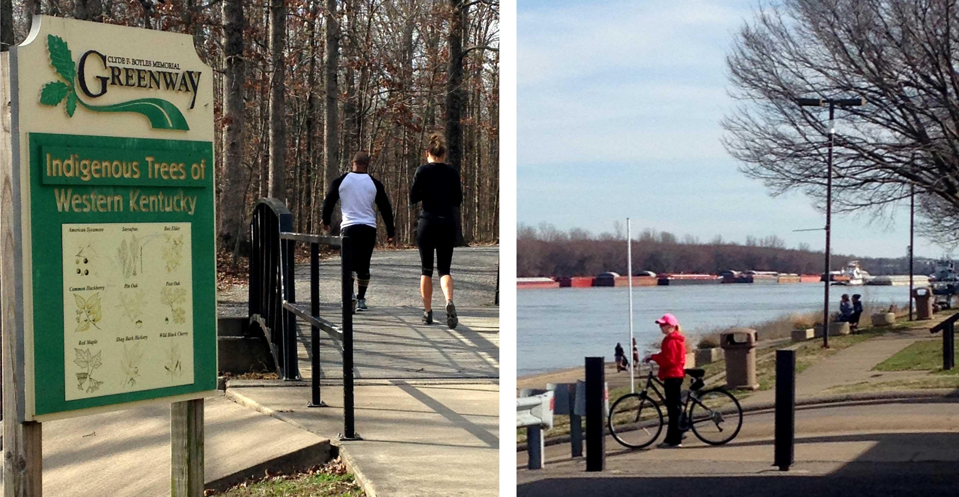 Greenway Trail - Riverfront