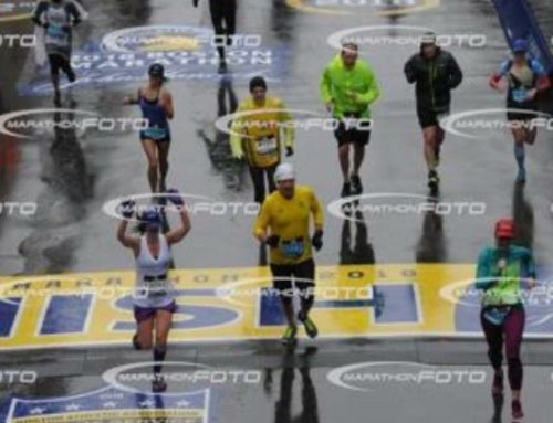 Congratulations to Local Folks who ran the Boston Marathon Yesterday!