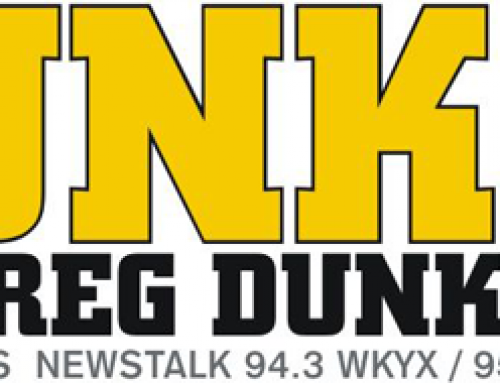 Greg Dunker Show Interview – Topic: New County Tourism Commission Proposal